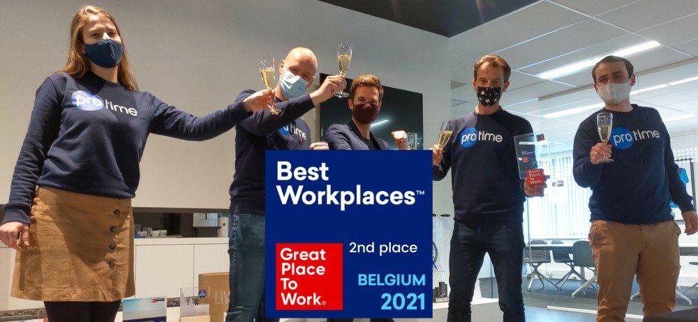 De beste werkplek